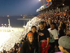 Giants game 2013 1